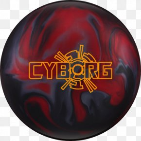 Bowling Ball - Bowling Ball Cyborg Ten-pin Bowling PNG