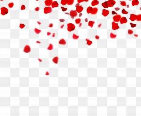 Rose Petals Floating Material - Petal If(we) Download PNG