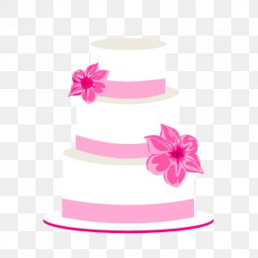 Free Wedding Cake Clipart - Wedding Cake Icing Birthday Cake Clip Art PNG