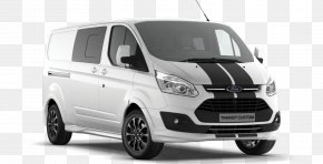 Ford - Ford Transit Custom Ford Tourneo Van PNG