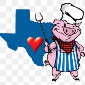 Barbecue - Heart Of Texas Barbecue Barbecue In Texas Food Clip Art PNG