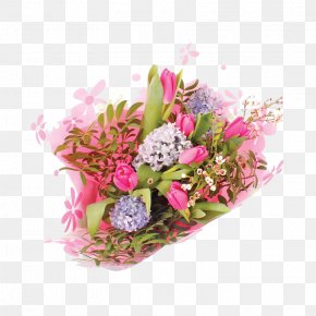 Mother Day - Mother's Day Flower Bouquet Gift PNG