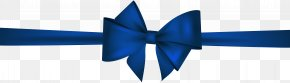 Blue Bow Clip Art - Blue Red Clip Art PNG