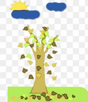 Branch Plant Stem - Tree Clip Art Plant Plant Stem Branch PNG