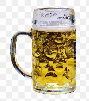 Beer - Beer Stein Glass Cup PNG