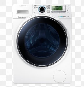 Home Appliance - Washing Machines Home Appliance Samsung Clothes Dryer PNG