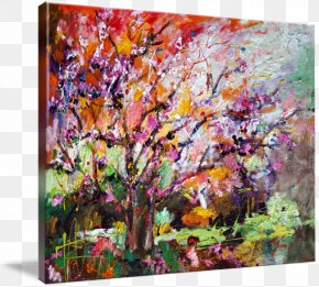Painting - Painting Abstract Art Acrylic Paint Modern Art PNG