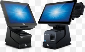 Computer - Point Of Sale Computer Monitors Wallaby Reserve Printer PNG
