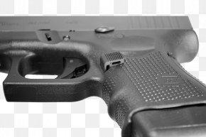 Trigger Glock Magazine Firearm Pistol PNG