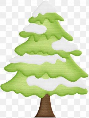 Christmas Tree - Clip Art Christmas Tree Snow Winter PNG