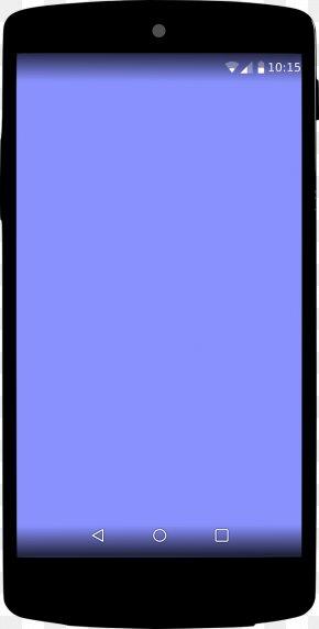 Huge Smartphone - Google Nexus Smartphone Feature Phone Icon PNG