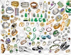 Jewelry Diamond Material - U9996u98fe Pattern PNG