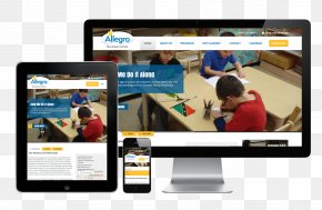 Web Design - Web Development Responsive Web Design School Website PNG