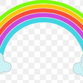 Clip Art Rainbow - Clip Art Vector Graphics Image Free Content PNG