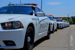 Police Car - Bartlesville Police Department Car Vehicle PNG