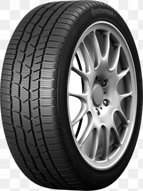 Car - Car Continental AG Continental Tire Snow Tire PNG