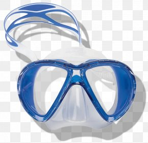 Scuba Diving International - Diving & Snorkeling Masks Mares Goggles Scuba Diving PNG