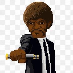 Samuel L Jackson - Samuel L. Jackson Mace Windu Pulp Fiction Jules Winnfield PNG