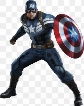 Marvel - Captain America PNG