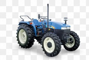 Holland - John Deere CNH Industrial India Private Limited New Holland Agriculture Tractor PNG