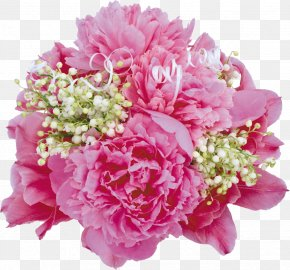 Lily Of The Valley - Flower Peony Lily Of The Valley Garden Roses Clip Art PNG