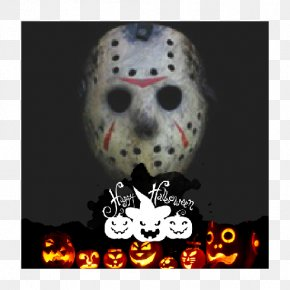 Jason Voorhees Friday The 13th Mask Michael Myers Halloween PNG