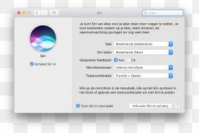 Om - MacOS Sierra Apple Siri PNG