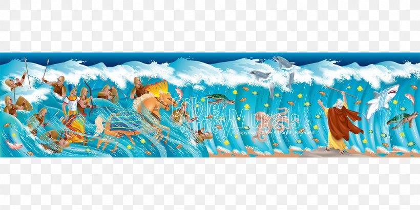 Bible Story Murals Wall Decal Child Png 1024x512px Adult Aqua Art