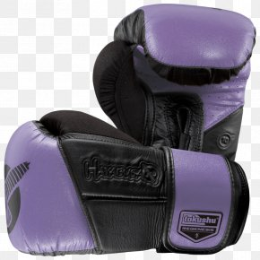 Black Boxing Glove - Boxing Glove MMA Gloves Mixed Martial Arts Clothing PNG