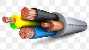 Electrical Wires Cable - Electrical Cable Low Voltage Electrical Wires & Cable YMVK Mb Power Cable PNG