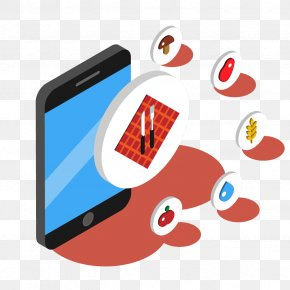 Vector Ordering Software - Mobile Phone Software Icon PNG