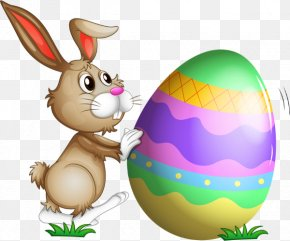 Drawing Rabbit - Easter Bunny Drawing Resurrection Of Jesus Clip Art PNG