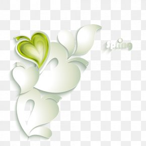 3d Heart-shaped Three-dimensional - Three-dimensional Space Wallpaper PNG