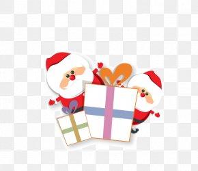 Vector Santa Claus - Santa Claus Christmas Gift PNG