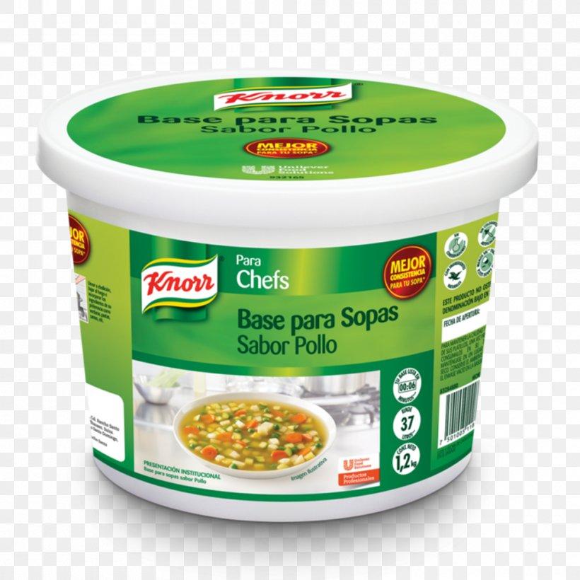 Chicken Soup Condiment Knorr Béchamel Sauce, PNG, 1000x1000px, Chicken Soup, Broth, Chicken, Chicken As Food, Condiment Download Free
