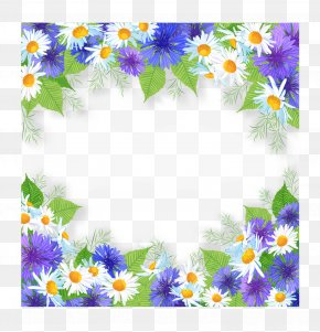 Purple Flower Shading,box - Clip Art PNG