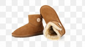 Snow Boots - Slipper Boot Shoe PNG