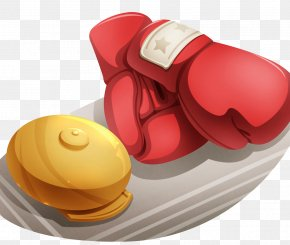 Boxing Game - Boxing Muay Thai Glove PNG