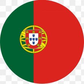 Flag - Flag Of Portugal Portuguese Guinea Portugal National Football Team PNG
