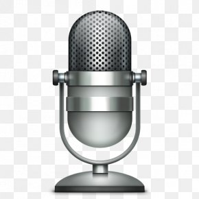 Microphone Image - Microphone Sound Recording And Reproduction Iconfinder Icon PNG
