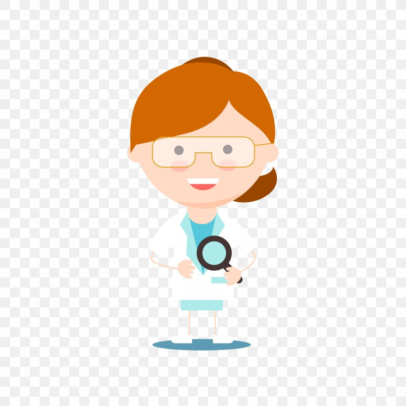 Scientist Magnifying Glass Clip Art, PNG, 1600x1600px, Cartoon, Area, Art, Boy, Child Download Free
