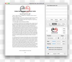Dynamic Watermark - Watermark PDF Document BMP File Format PNG