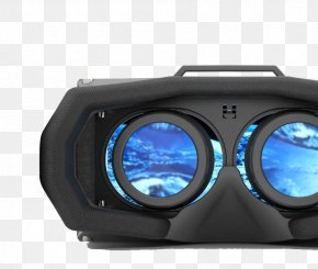 Cardboard Virtual Reality Headset - Oculus Rift HTC Vive Virtual Reality Headset Oculus VR PNG
