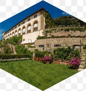 Villa Landscape - Belmond Villa San Michele Nursing House Hotel Garden PNG