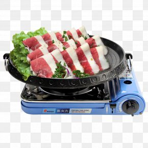 BBQ Grill - Korean Barbecue Kitchen Stove Oven PNG