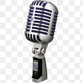 Mic Free Download - Microphone Sound Shure Beta 58A Human Voice PNG