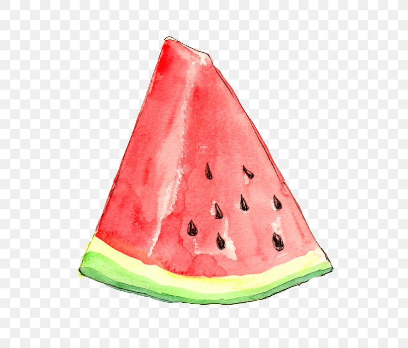 Watermelon Frutti Di Bosco Watercolor Painting Drawing Fruit, PNG, 700x700px, Watermelon, Citrullus, Cucumber Gourd And Melon Family, Drawing, Food Download Free