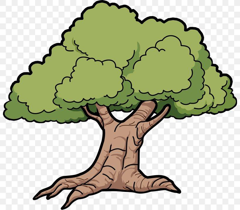 Oak Tree Clip Art, PNG, 800x719px, Oak, Area, Art, Artwork, Clip Art Download Free