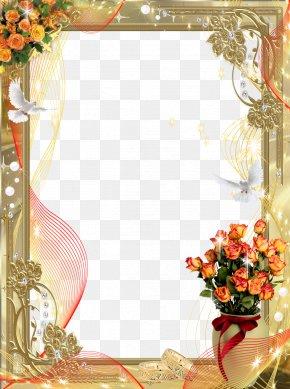 Frames - Picture Frames Wedding PNG