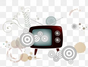 Old TV - Television Set PNG